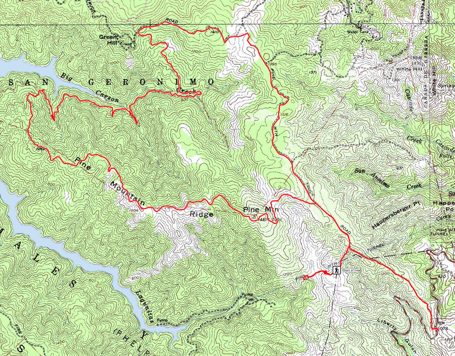 definition for topographic map topographic map